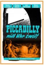 Piccadilly Null Uhr Zwölf (1963) afişi