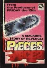 Pieces (1982) afişi
