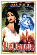 Piel Canela (1953) afişi
