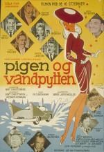 Pigen Og Vandpytten (1958) afişi