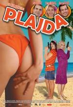 Plajda (2008) afişi