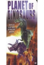Planet Of Dinosaurs (1978) afişi