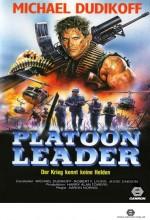 Platoon Leader (1988) afişi