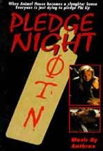Pledge Night (1988) afişi