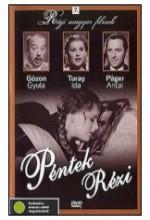 Péntek Rézi (1938) afişi