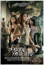 Pocong Keliling (2010) afişi