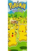 Pokémon: Vol. 12: Pikachu Party (1999) afişi