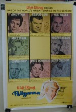 Pollyanna (1960) afişi
