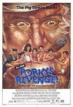 Porky's 3: Intikam (1985) afişi