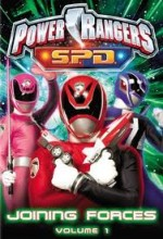 Power Rangers S.P.D. (2005) afişi