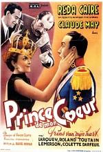 Prince De Mon Coeur (1938) afişi