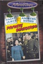 Private Buckaroo (1942) afişi