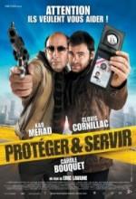 Protéger Et Servir (2010) afişi