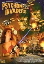 Psychon ınvaders (2006) afişi