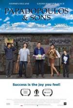 Papadopoulos ve Oğulları (2012) afişi