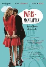 Paris Manhattan (2012) afişi