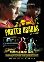 Partes Usadas (2007) afişi
