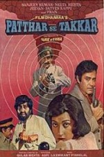 Patthar Se Takkar (1980) afişi