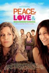Peace, Love, & Misunderstanding (2011) afişi