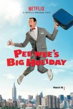 Pee-wee'nin Muhteşem Tatili (2016) afişi