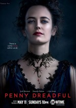 Penny Dreadful (2014) afişi