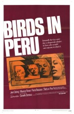 Peru'daki Kuşlar (1968) afişi