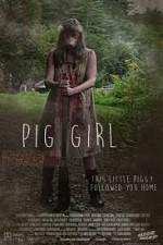 Pig Girl (2014) afişi