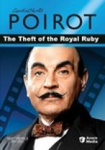 Poirot The Theft of the Royal Ruby (1991) afişi