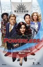 Powerless (2017) afişi