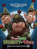 Prep & Landing: Naughty vs. Nice (2011) afişi