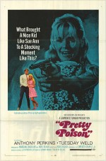 Pretty Poison (1968) afişi