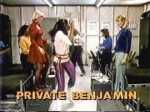 Private Benjamin (ı) (1981) afişi