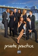 Private Practice Sezon 6 (2012) afişi