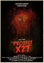 Project x27 (2010) afişi