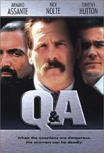 Q & A (1990) afişi