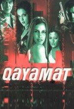 Qayamat: City Under Threat (2003) afişi
