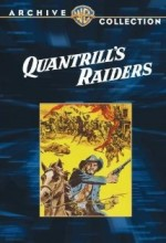 Quantrill's Raiders (1958) afişi