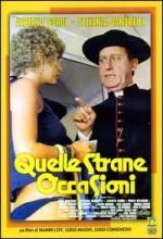 Quelle Strane Occasioni (1976) afişi
