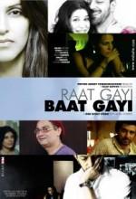 Raat Gayi, Baat Gayi? (2009) afişi