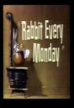 Rabbit Every Monday (1951) afişi