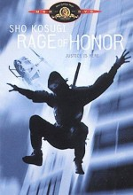 Rage Of Honor (1987) afişi