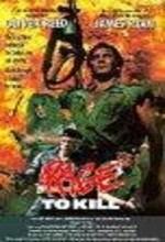 Rage To Kill (1987) afişi