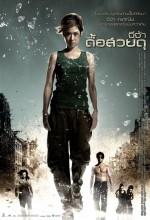 Raging Phoenix (2009) afişi