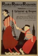Raske Riviera Rejsende (1924) afişi