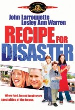 Recipe For Disaster (2003) afişi