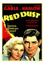 Red Dust (1932) afişi