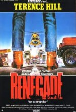 Renegade (1987) afişi