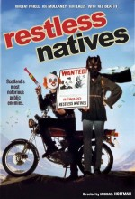 Restless Natives (1985) afişi