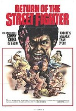 Return Of The Street Fighter (1974) afişi