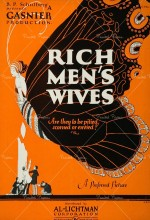 Rich Men's Wives (1922) afişi
